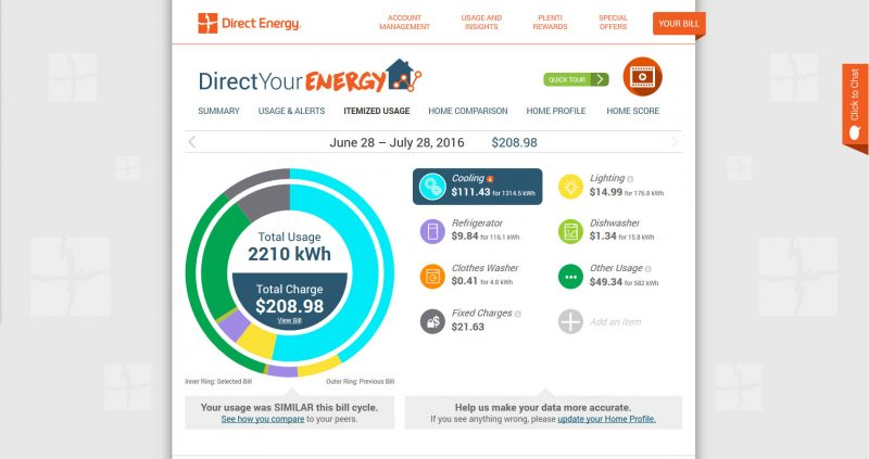 Direct Energy - Direct Your Energy