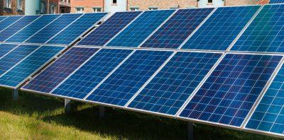 TXU Energy Solar Panels