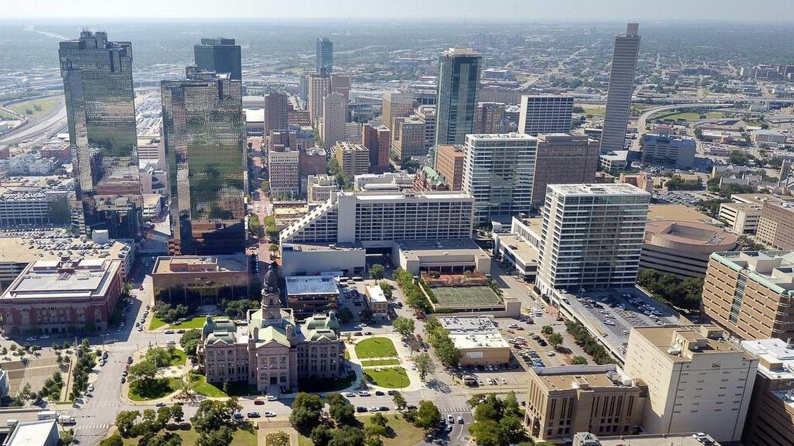 Fort Worth Electricity Rates and Skyline, Electricity Plans, Cheap Electricity Rates