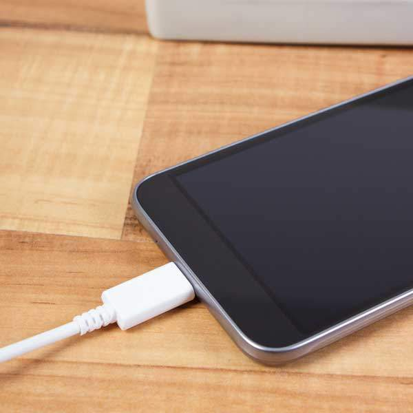 Don't Leave Devices Charging