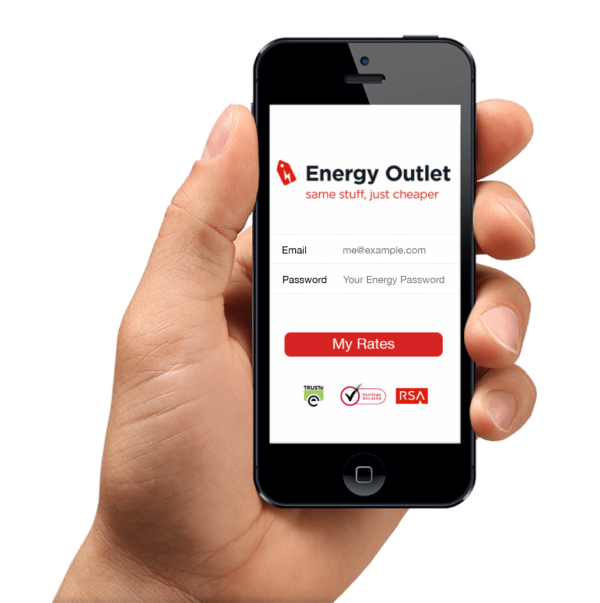 Energy Outlet Rates Login