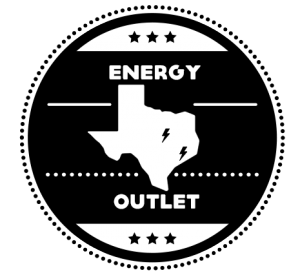 energy outlet badge